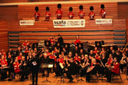 A Joint Concert with The Band of the Grenadier Guards
