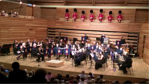 ECB at Grens Concert - Nov 2015