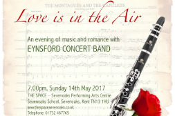 """Love was in the Air"" at The SPACE, Sevenoaks"