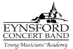 Now Recruiting:  The Eynsford Concert Band Young Musicians' Academy