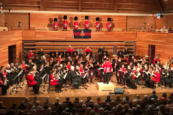 Eynsford Concert Band and the Band of the Grenadier Guards raise £8,000 for ABF – The Soldiers' Charity!