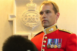 Maj. Mike Smith appointed DoM of the Band of the Grenadier Guards