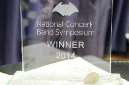 Winners!   2014 National Concert Band Symposium
